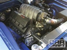 Hemi Engine Swap Guide - 5.7L and 6.1L Hemis For Early Mopars - Car Craft Magazine