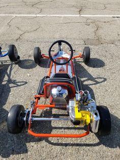 65 Rupp Lancer Dual carbed Mc9 engine Go Kart Chassis, Vintage Go Karts, Go Kart Kits, Go Kart Frame, Homemade Go Kart, Go Kart Plans, Go Kart Racing, Diy Go Kart, Mens Toys