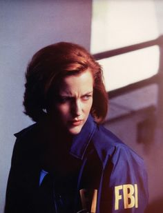 Dana Scully - Gillian Anderson - The X Files 1993 - 2002 Gillian Anderson, The X Files, David Duchovny, David And Gillian, Detective, Chris Carter, Dana Scully, Trust No One, Believe
