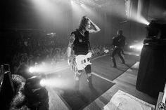 Asking Alexandria Band Live Concert