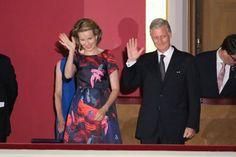 Foro Hispanico de Opiniones sobre la Realeza: Concierto con motivo de la Fiesta Nacional