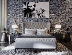 Vladimir Bolotkin blog: Private Residence (Bedroom)