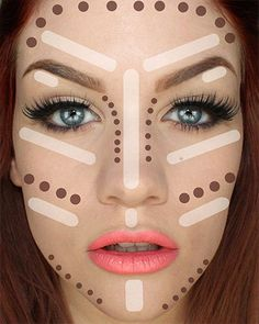 Contour cheat sheet!