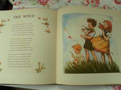 A Child's Garden of Verses by Robert Louis by ArtandBookShop