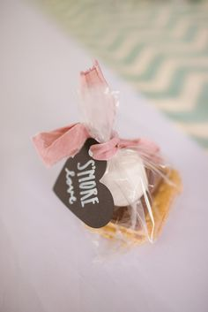 S'mores wedding/bridal shower favors for guests