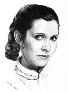 30th Anniversary Bespin Leia by *khinson on deviantART