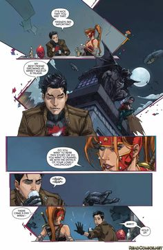 Red hood and Arsenal issue 8