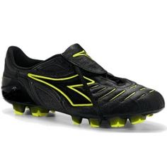 SALE - Diadora Maracana RTX 12 Soccer Cleats Mens Black - Was $97.99. BUY Now - ONLY $74.99