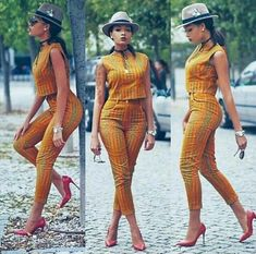 Are you a fashion designer looking for professional tailors to work with? Gazzy Consults is here to fill that void and save you the stress. We deliver both local and foreign tailors across Nigeria. Call or whatsapp 08144088142 For your latest styles and g African Print Pants, African Print Dresses, African Fashion Dresses, African Dress, African Prints, Fashion Outfits, Ghanaian Fashion, Fashion Women, Fashion Ideas
