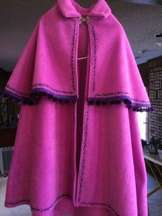 Anna's cape