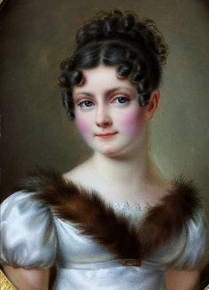 Catherine reine de Westphalie et femme de Jérôme Bonaparte