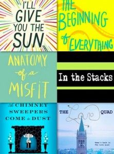 In the Stacks picks the Top 5 Young Adult Books Librarians Love
