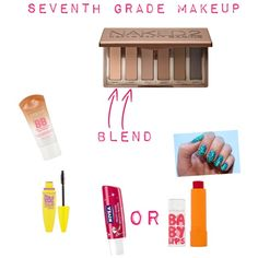 Seventh Grade Makeup