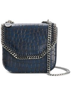 Shoulder on. Shop shoulder bags for women at Farfetch and find the latest and greatest pieces from your favorite brands including Gucci and Fendi. Blue Shoulder Bags, Shoulder Strap Bag, Shoulder Handbags, Designer Shoulder Bags, Blue Purse, Chanel Boy Bag, Crocodile, Stella Mccartney, Purses