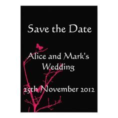 This Dealshot pink and black save the date card personalized inviteswe are given they also recommend where is the best to buy