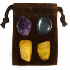 The TRAVELLING SAFETY Energy Set is a powerful set of four genuine gemstones specially chosen for their individual energies and properties that when used together bring enlightenment, and empowerment