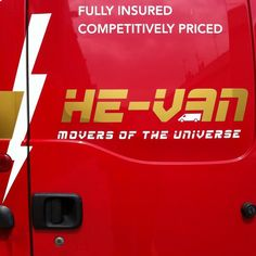 He-Van: Movers of the Universe by adactio, via Flickr