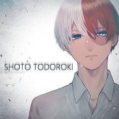 Boku no Hero Academia Boku No Hero Academia, Boku No Hero Todoroki, Clannad, Childhood Friends, I Love Anime, Super Powers, My Man, Character Art, Beautiful Men