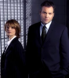Law and Order Criminal Intent - Eames and Goren