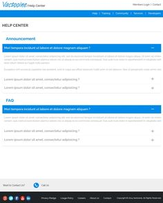 Vactooine - Zendesk Custom Theme and Template  #Zendesk #ZendeskTheme #Diziana #ZendeskHelpDesk #HelpDesk #Theme #SelfService #ZendeskTemplate #Template
