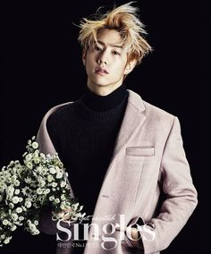 mark tuan - he looks great but he'd be a thousand times sexier in the outfit he wore TO the photo shoot.. this is just so fake..