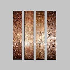 визуальная star®4 панелью растягивается холст масло абстрактный настенные декора холсте готовы повесить 2017 - €117.31