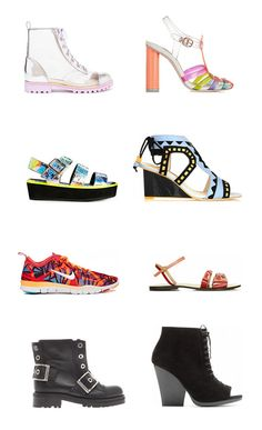 Motilo has such a cool collection  of shoes!