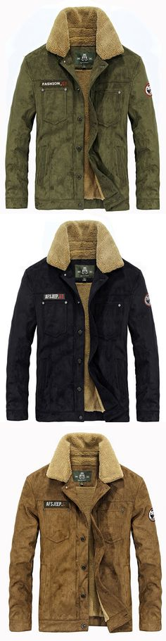 Warm Jacket for Men