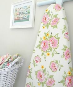 adorable fabric ironing board covers