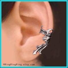 Vestal ear cuff