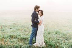 Danique & Dane's elopement in the morning mist, in Truro, Nova Scotia. Photography by Nicole Lapierre Photorgaphy, Halifax Wedding Photographer, Nova Scotia Morning Light, Wedding Vows, Nova Scotia, Mists, Couple Photos, Photography, Weddings, Lace, Style