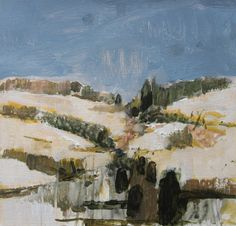 Landscape Paintings ... Harry Stooshinoff: December 2011