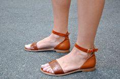 SoBe  Oxford sandales sandales femmes sandales à par JuliaBoShoes