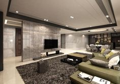 3 Discover Cool Tips: False Ceiling Diy Faux Beams glass false ceiling living rooms.False Ceiling For Hall. False Ceiling Design, Ceiling Light Design, Ceiling Ideas, Tv Wall Design, Hall Design, Home Interior, Living Room Interior, Interior Design, Design Hotel