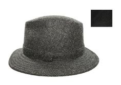 0f39b3e75c3 The Irish hat is crafted from 100% Irish tweed crafted from pure new wool  for