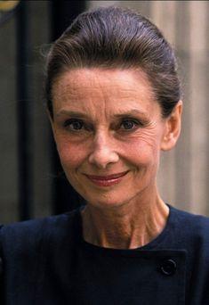 Audrey Hepburn Without Makeup Pictures