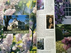 Victoria Magazine that started it all. Article on Caroline Ferriday's Bethlehem, CT home. New York Socialites, Victoria Magazine, As Time Goes By, Historical Women, Those Were The Days, Magazine Articles, Book Girl, Good People, Amazing People