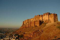 Jodhpur, Mehrangarh @ India