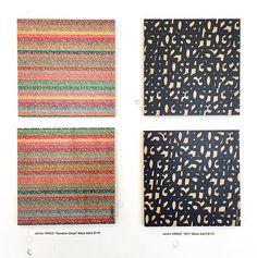 Random Stripe & #1871 Prints 2017