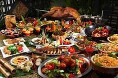 5 Food To Choose For Halal Catering
