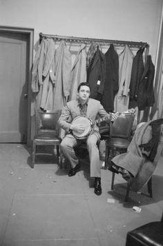 Johnny Cash in London.