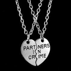 XIAOJINGLING Friendship Necklaces
