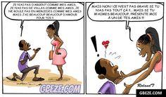 L'amour donne des ailes, l'argent donne femme !!