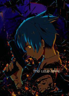 The Little Ripper - Nagisa Shiota by AngelBattosai on DeviantArt