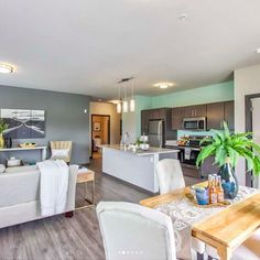 Esser Place Is A Thoughtfully Designed Apartment Building Located In The Heart Of Downtown Cross Plains Here You Will Find Ping And Restaurants Within