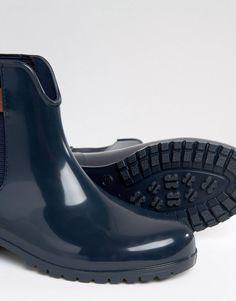 Tommy Hilfiger - Oxley - Bottes Chelsea de pluie at asos.com 8a31da9080bd