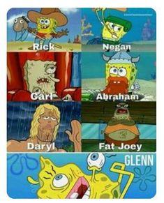 Memes from Neta Xddd # random # Random # amreading # books # wattpad – anime Anime Meme, Otaku Anime, Manga Anime, Spongebob Anime, Spongebob Memes, Spongebob Squarepants, Walking Dead Funny, Fear The Walking Dead, Walking Dead Coral