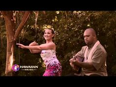 Kuana Torres--magnificent voice and wonderful dancing. A great discovery, thanks to @Susan Caron Caron Emerson