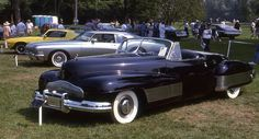 1939 Buick Y Job Concept Car