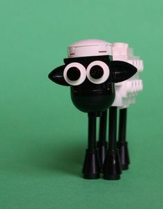 LEGO Shaun the Sheep !